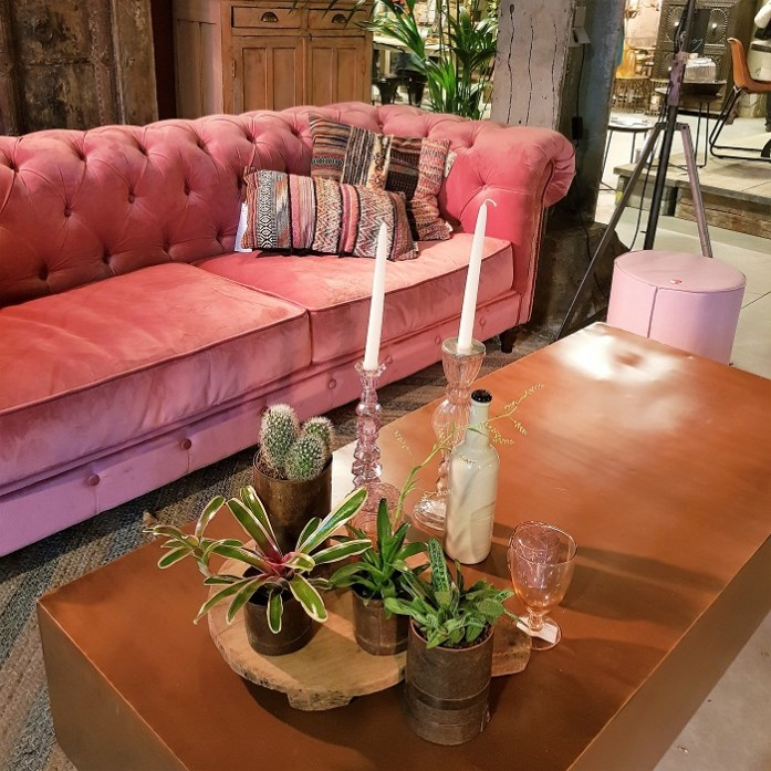 Dutch Design Week roze