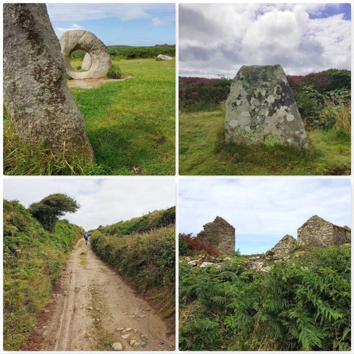 Land's End en de Keltische monumenten