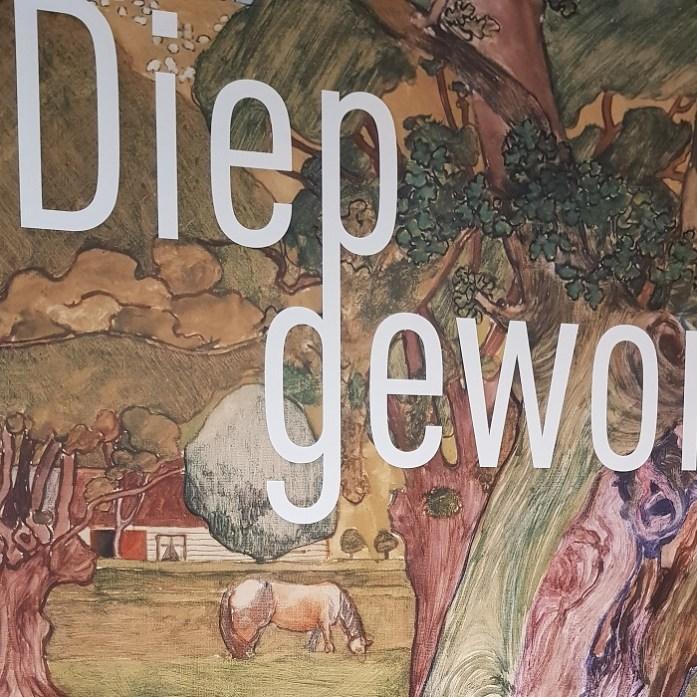 Tentoonstelling Diepgeworteld Dordrechts Museum