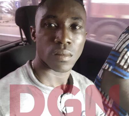 Photo:Tdi Girls Kidnapper Caged 1