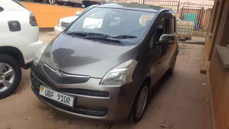 2007 Toyota RACTIS for sale at cheap prices in Kampala - Uganda (4)