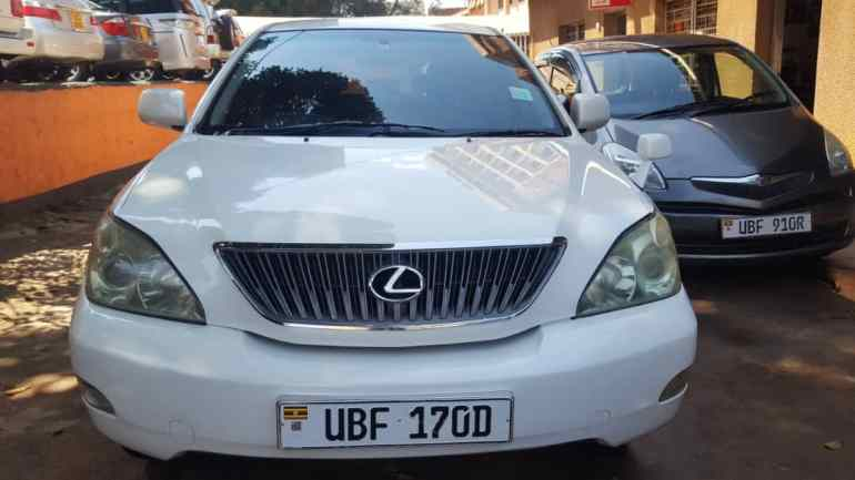 Harrier Lexus RX 2006 for sale at cheap prices (5)