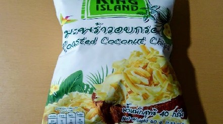 キングアイランド ココナッツチップス