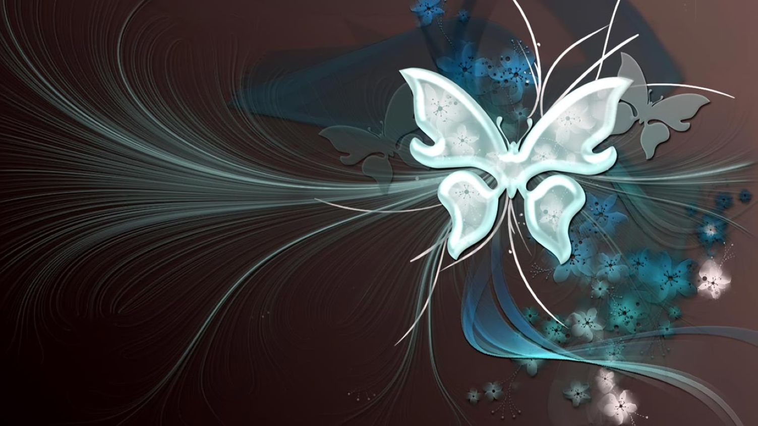 3D Butterfly HD for Laptop 1366x768 Wallpaper  Desktop HD Wallpaper     3D Butterfly HD for Laptop 1366    768 Wallpaper