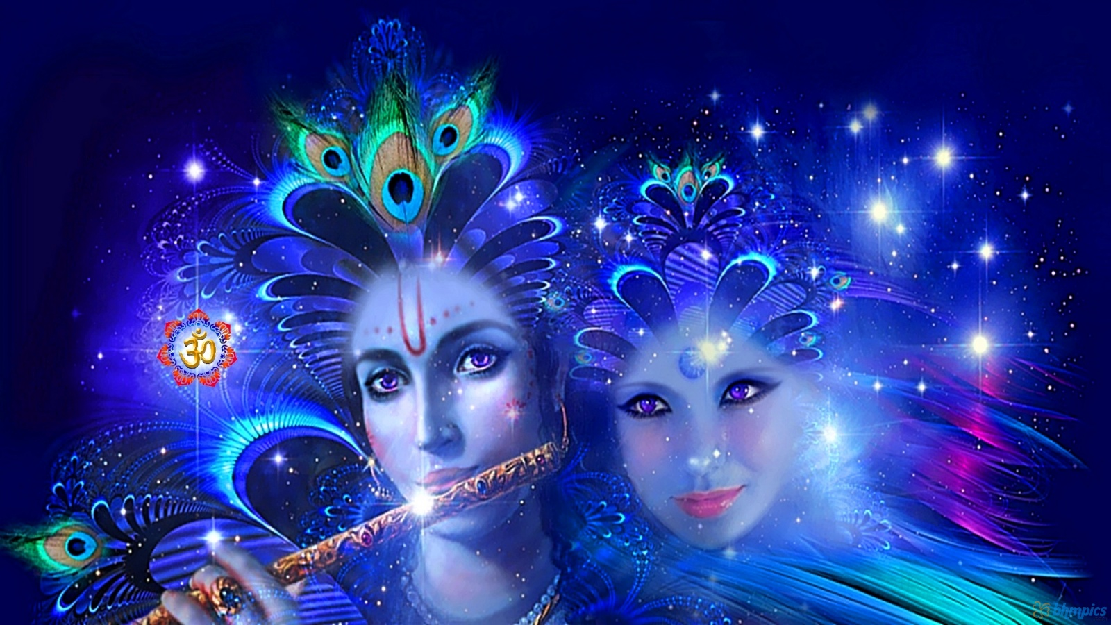 3d Hd Radha Krishna Wallpaper Desktop Hd Wallpaper Download Free Image Picture Photo On 1 Wallpaper