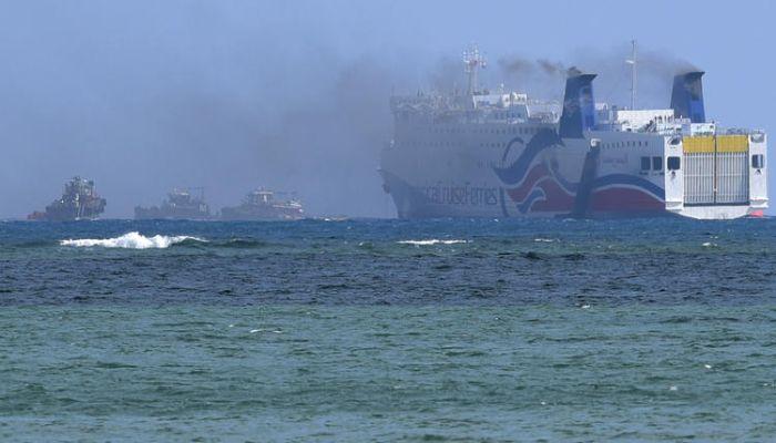 "Cruise Ship Near Puerto Rico Evacuated: ""I'm Giving All ..."