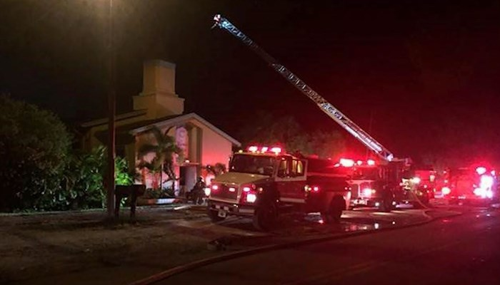 Omar Mateen's Mosque Set A blaze On The Morning Of Their Largest Celebration