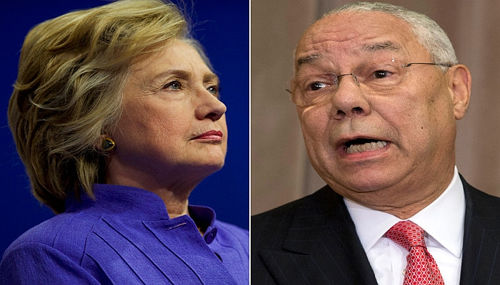 """Hillary Screws Up Everything"", Colin Powell Doesn't Hold Back"
