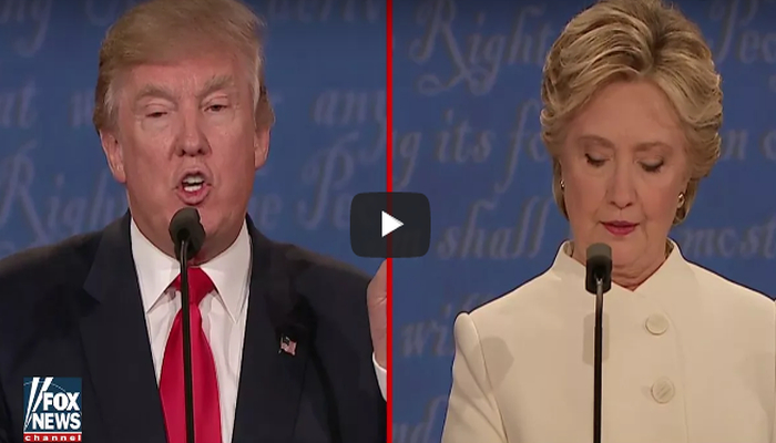 """FLASHBACK: Remember When Hillary Said Not Accepting Election Results Was """"Horrifying""""? [VIDEO]"""
