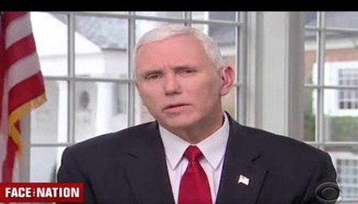 MIKE PENCE: Waterboarding Won't Be Ruled Out in Trump Administration [VIDEO]