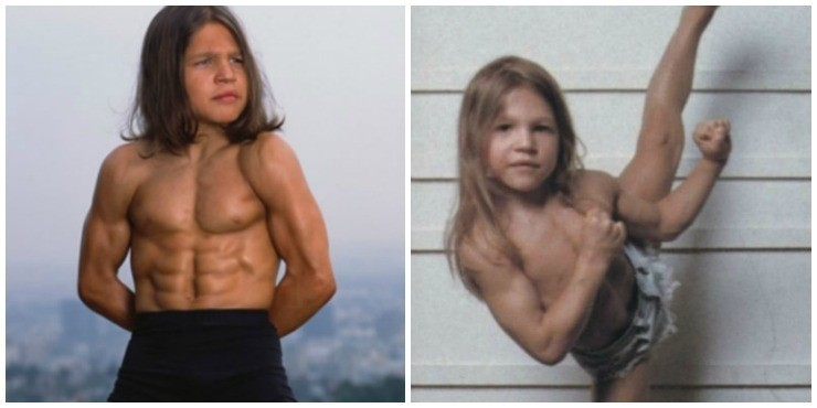 """[PHOTOS] Remember """"Little Hercules""""? This Is What He Looks Like Now"""