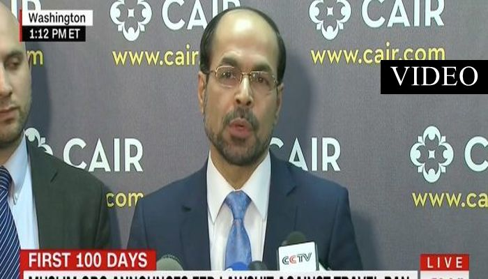 Muslim CAIR Director: Trump's Ban Is Wrong Because – Wait For It – SLAVERY