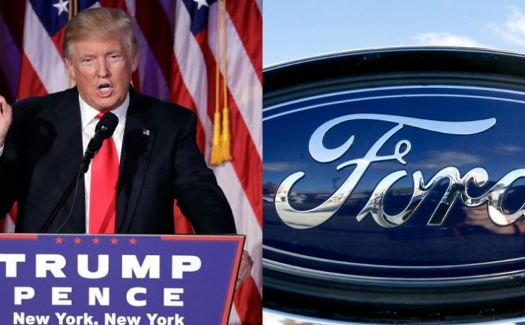 Ford CEO Cancels $1.6 Billion Plan For Mexico Plant, Creates 700 Jobs In America [VIDEO]