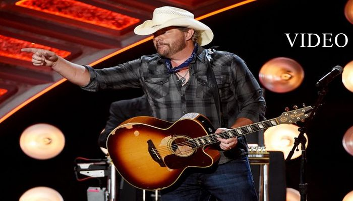 Toby Keith Has EPIC Trump Announcement That Puts a Boot In Liberal A**