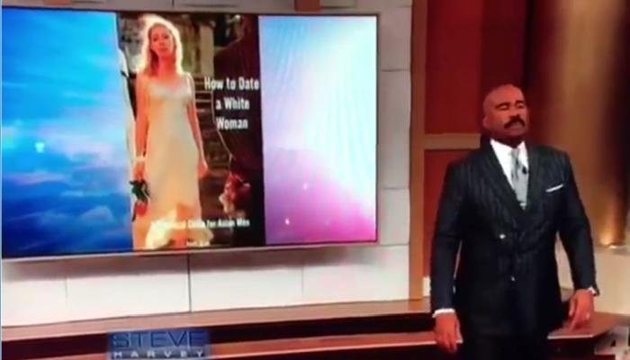 Steve Harvey Facing BACKLASH For Mocking Asian Men [VIDEO]