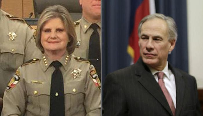 Texas Sheriff Gives Sanctuary to Illegals, So Gov. Abbott Has Little 'Surprise' of His Own