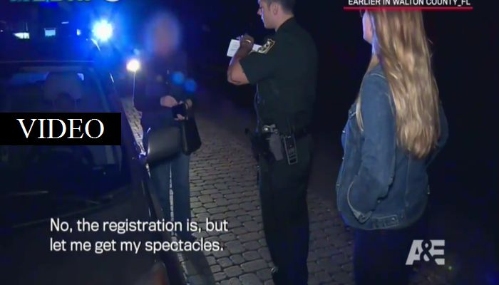 "Live PD Captures DUI Suspect's Encounter With Police: ""F*CK America! F*CK TRUMP!"""