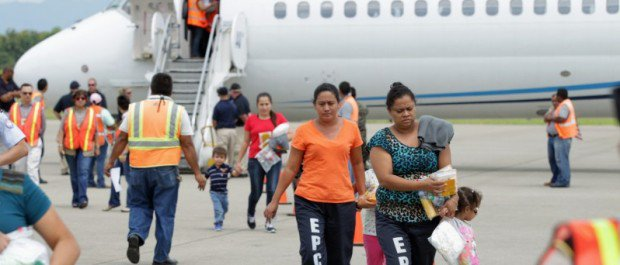 Deported Illegal Aliens Are Now Getting Welfare — In MEXICO