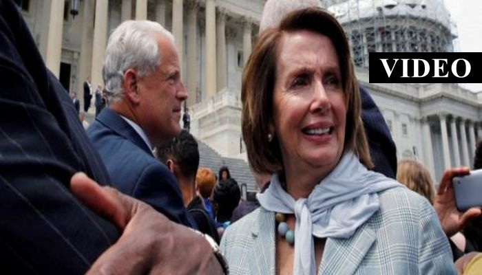 "Pelosi Calls For FBI Investigation Involving President Trump: ""I Want To Know…"" [VIDEO]"