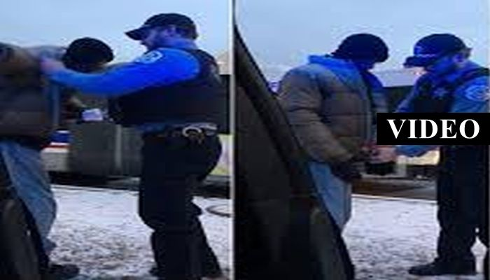 Chicago PD Gives Homeless Man A Ticket, And Then Takes It One Step Further [VIDEO]