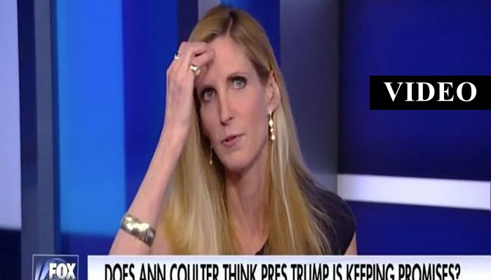 Coulter DROPS A BOMB: Trump Needs To DROP PENCE As VP, And Replace Him With…