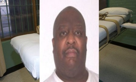Inmate Marcel Williams [Arkansas Department of Corrections/Handout via REUTERS]