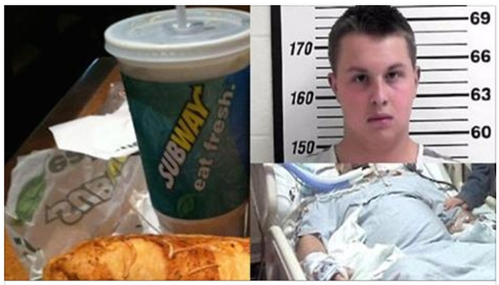 Officer Loses Consciousness After Consuming Subway Meal, Hospital Then Informs Him…