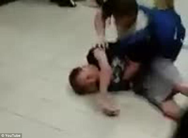 High School Bully Picked the Wrong Target and Pays the Price [VIDEO]
