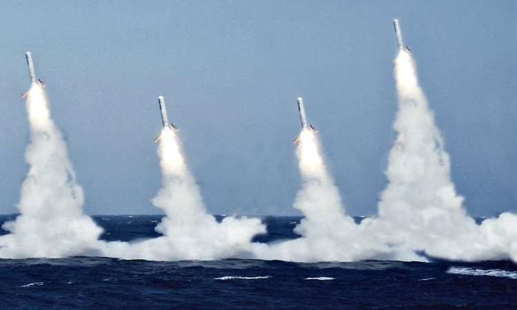North Korea Preparing For Cruise Missile Attack
