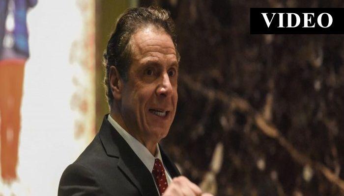 New York Gov Cuomo To Trump: Deport Me [VIDEO]