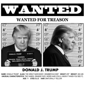 WANTED-TRUMP