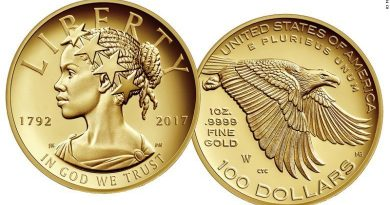 New U.S. Coin Is Sparking Outrage Online; Do You See What's 'Wrong'?