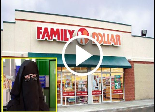 Store Manager Lets Entitled Muslim Woman Have It [VIDEO]