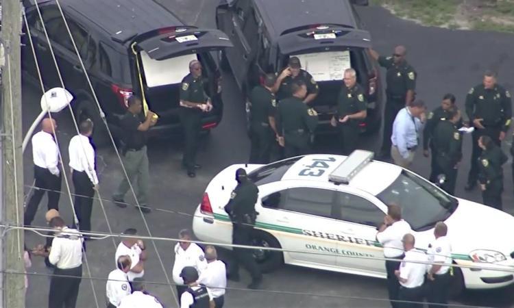 Several Dead In Monday Morning Orlando Shooting