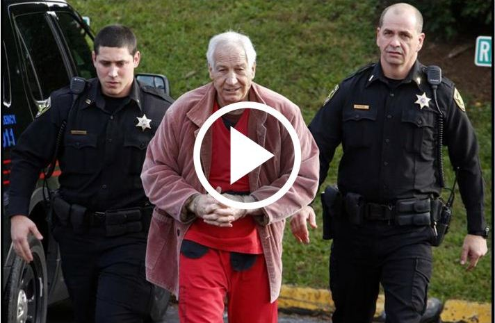 Penn State Sex Abuse Scandal Sends 3 More To Jail [VIDEO]