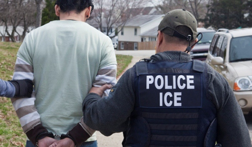 Illegal Immigrant Arrests Doubling Under Trump
