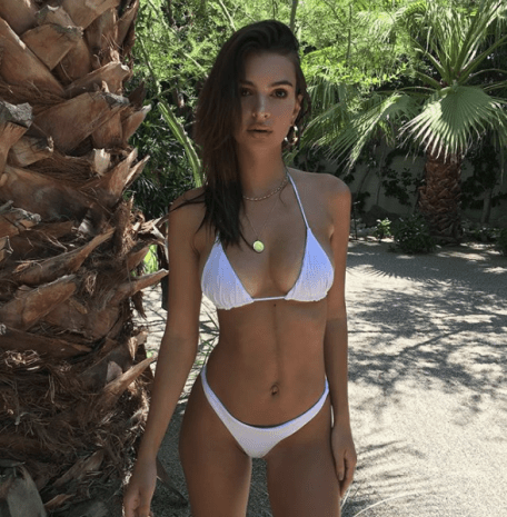 Emily Ratajkowski's Goes Topless in Video For Sports Illustrated [VIDEO and PHOTOS]