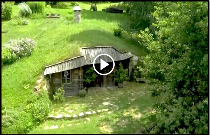 Strange House Might Not Look Like Much From The Outside, But Wait Until You See A Tour Of The Inside [VIDEO]