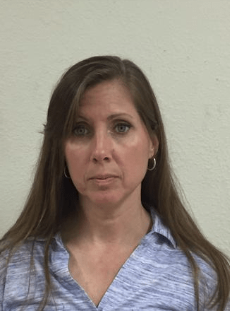 Back in 2009, Jennifer was accused of sexually assaulting a 15-year-old female student on a few occasions. She has to check in on her lifetime sex offender registration four times a year. This is her most current photo.