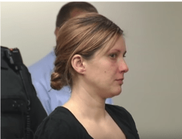 This lady is a real piece of work. She loved her 14-year-old student so much that she said she would die with him in a suicide pact. She served two years in jail before being on house-arrest, then cut off her monitoring bracelet and disappeared. They caught up to her and she spent another year in jail.