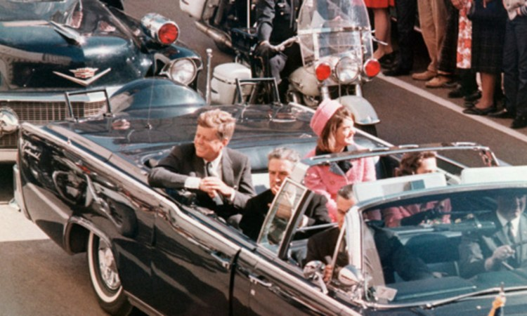 [VIDEO] New Kennedy Assassination Information Released