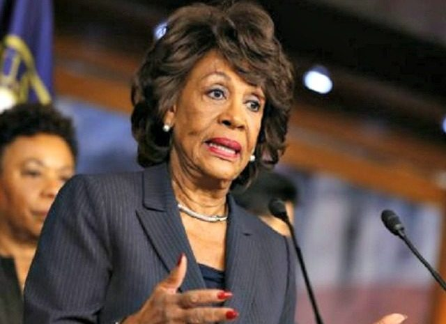 Maxine Waters Says She Will Run For President if This Happens
