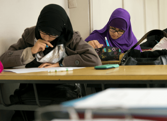 State Sponsored Muslim School Taken Over Due to Pro-Rape and Pro-Domestic Violence Books
