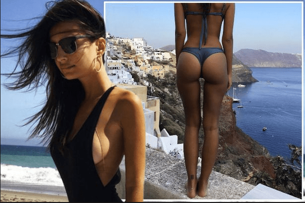 Emily Ratajkowski Looks Stunning In Australia Magazine Cover Shots [PHOTOS]