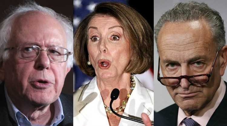 Democrats Have New Slogan, Same Old Objectives And Faces