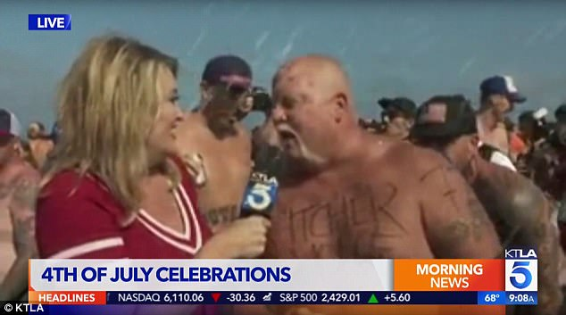 Female Reporter Covers Beer Chugging Contest: She Didn't See This Coming [VIDEO]