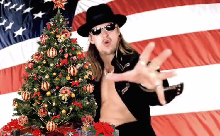 What Kid Rock Just Did At One American Walmart Is True Christmas Spirit!