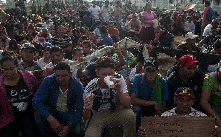 Report REVEALS TERRORISTS Have Embedded Themselves In Migrant Caravan!