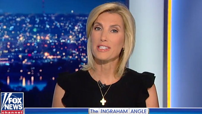 Laura Ingraham Issues Warning To Democrats About Calling Political Opponents 'Racists' [WATCH]