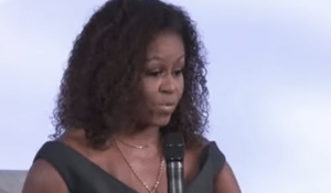 Michelle Obama Faces Backlash After Telling Crowd She Used To Be A 'Sex Symbol'